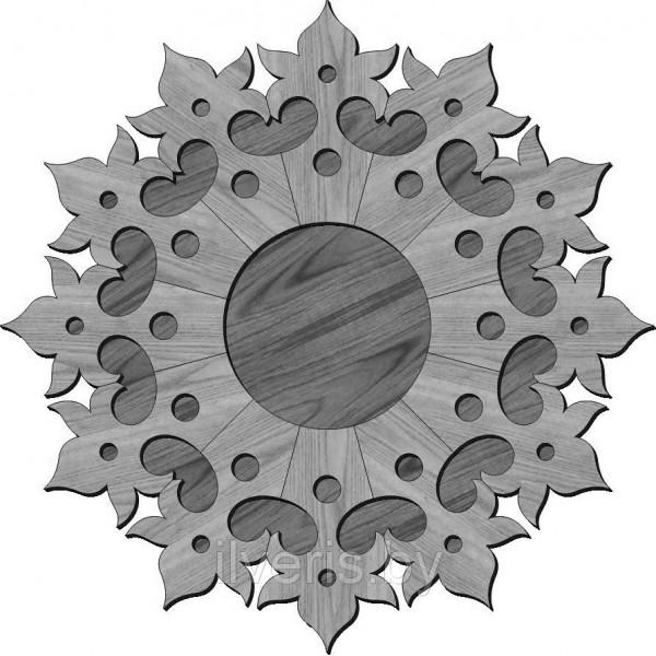 Декор центральный 6