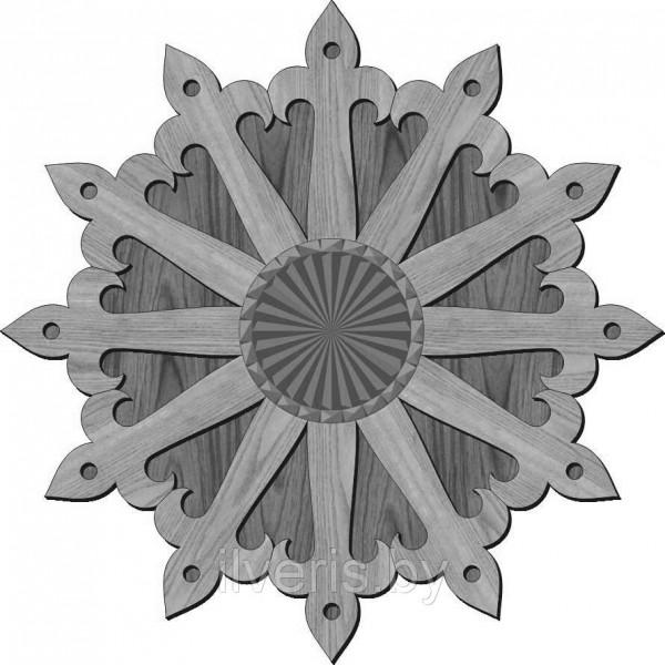 Декор центральный 5