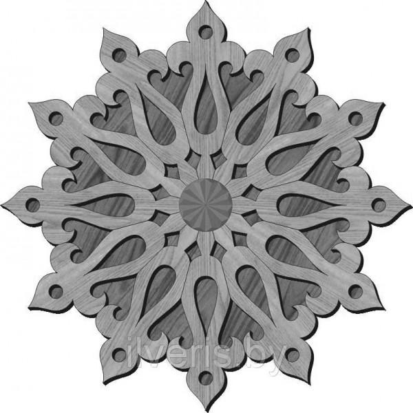 Декор центральный 3