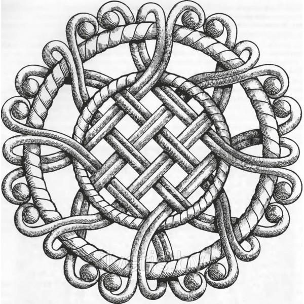 Декор центральный 10