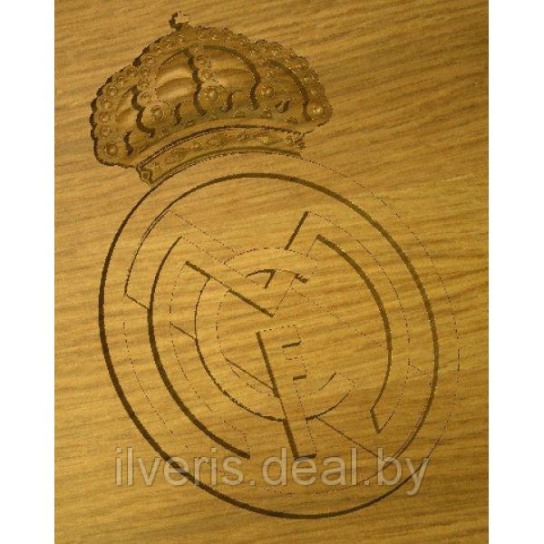 Логотип ФК Реал