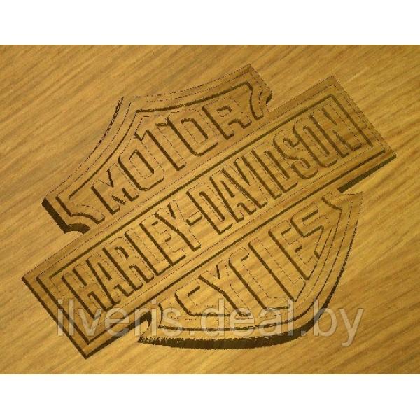 Логотип Харлей Дэвидсон