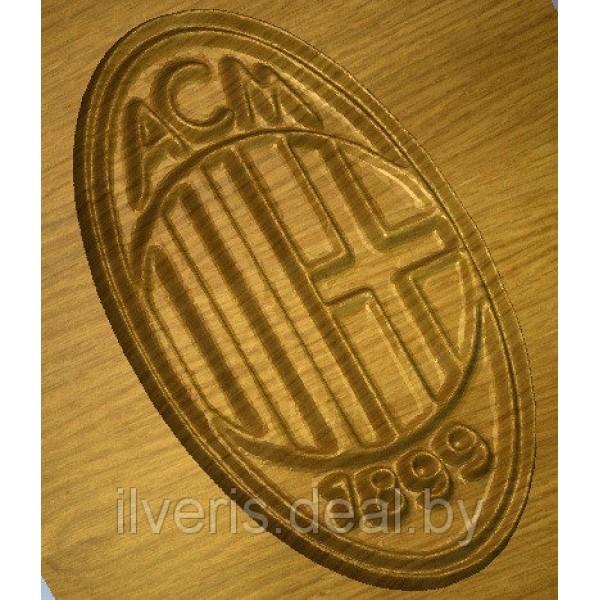 Логотип ФК Милан