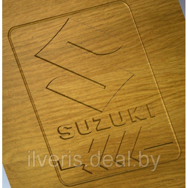 Логотип Сузуки
