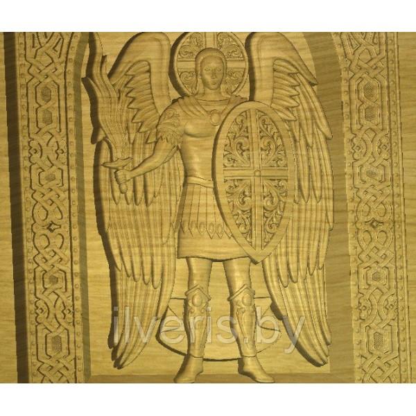 Икона Архангел Михаил 2