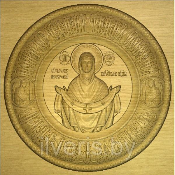 Икона Покрова Божьей Матери