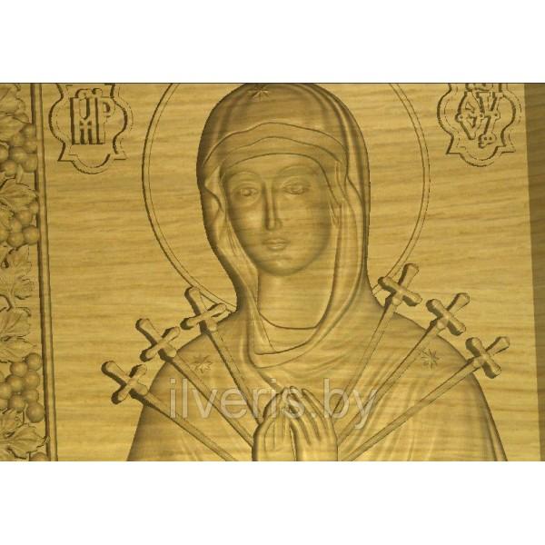 Богородица стремительная