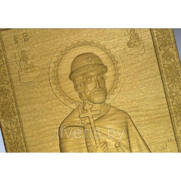 Икона Борис Владимирович (князь ростовский)