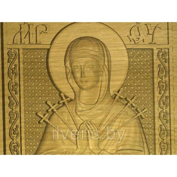 Богородица стремительная 2