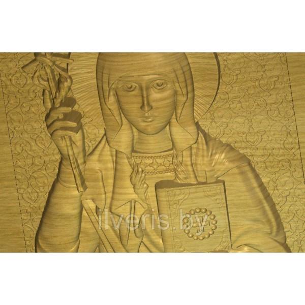 Икона св. Равноапостольная Нина
