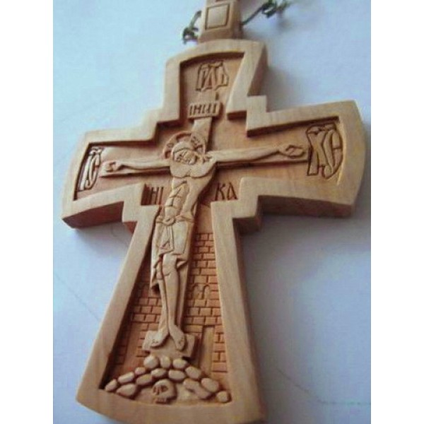 Кресты резные