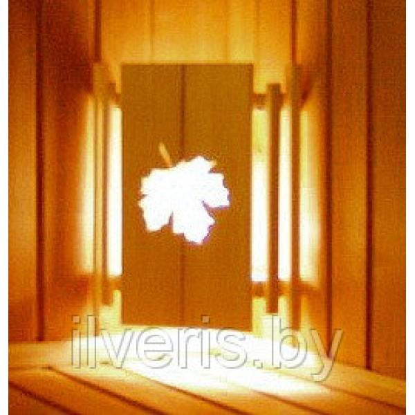 Светильник из дерева 4