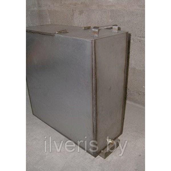 Баки для бани встроенный прямоугольный