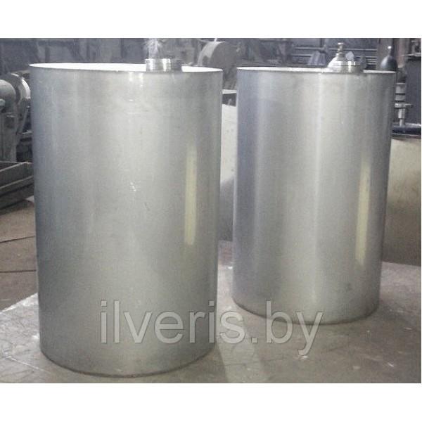 Баки цилиндрические стандартные различной емкости